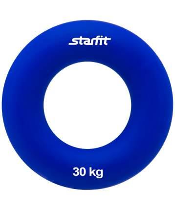 "Starfit Эспандер кистевой ES-404 ""Кольцо"", диаметр 8,8 см, 30 кг, тёмно-синий"