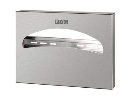 Диспенсер для покрытий на унитаз BXG-CDA-9009 (нержавеющая сталь)