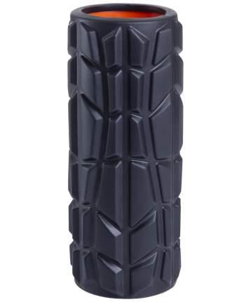 Ролик для йоги и пилатеса StarFit FA-509, оранжевый/черный