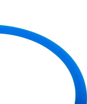 Массажный обруч BaseFit Супер-талия 90 см синий