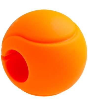 Starfit Комплект расширителей хвата BB-111, d=25 мм, сфера, оранжевый, 2 шт.