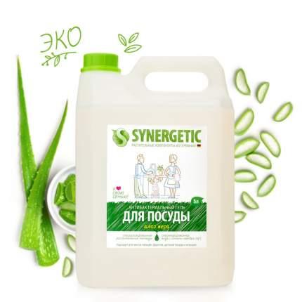 Средство для мытья посуды Synergetic алоэ 5000 мл