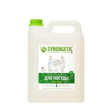 Средство для посуды, овощей и фруктов SYNERGETIC «Алоэ вера» антибактериальное, 5л