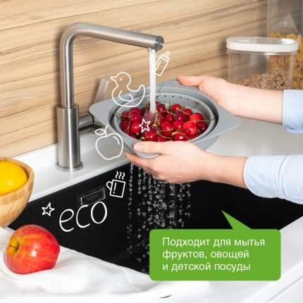 Средство для мытья посуды Synergetic сочный апельсин 5000 мл