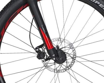 Велосипед Bulls Sharptail 3 Disc 27.5 2020 L black/red