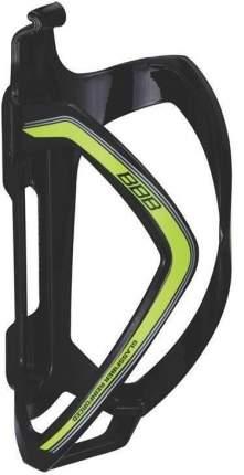 Флягодержатель Bbb 2020 Flexcage Matt Black/Green (Б/Р:one Size)