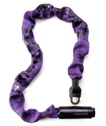 "Замок Велосипедный Kryptonite 2020 Keeper 785 Integrated Chain - 32"" (85Cm) Purple"