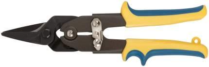 Ножницы по металлу усиленные, 260 мм, прямые FIT 41574