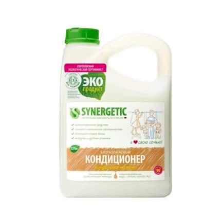 """Кондиционер для белья SYNERGETIC """"Миндальное молочко"""" гипоаллергенный, 2,75л, 90 стирок"""
