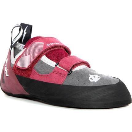Скальные туфли Evolv 2020 Elektra grey/merlot 7,5 UK