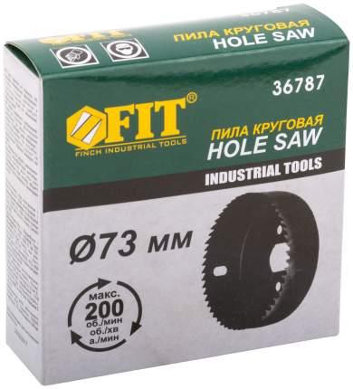 Пила круговая 73 мм FIT 36787