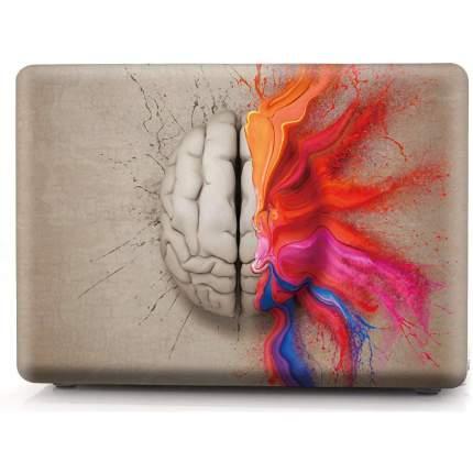 "Накладка для MacBook Air 13"" i-Blason ICMA13WCB water color brain"