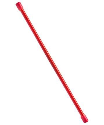 Бодибар BaseFit 120 см, red, 4 кг