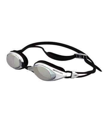 25Degrees Очки для плавания Pulso Mirrored White/Black