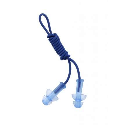 25Degrees Беруши для плавания Fitflex Blue