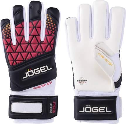 Вратарские перчатки Jogel Nigma Pro Training Negative, red/black, 6