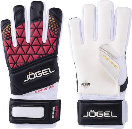 Вратарские перчатки Jogel Nigma Pro Training Negative, red/black, 11