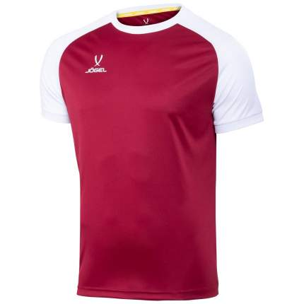 Футболка Jogel Camp Reglan, red/white, XXL INT