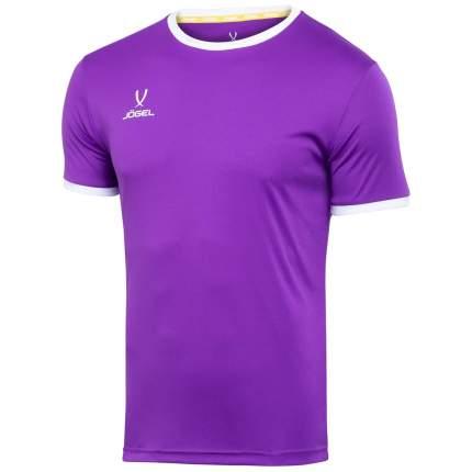 Футболка Jogel Camp Origin, purple/white, XXL INT