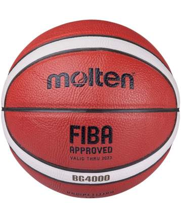 Molten Мяч баскетбольный B6G4000 №6 - 6