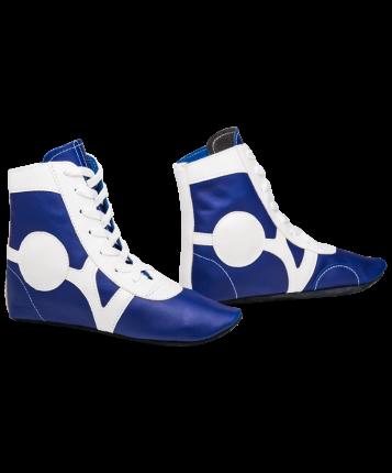 Борцовки Rusco Sport SM-0102, синие, 42