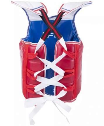 Защита корпуса KSA Protec, красная/синяя, S