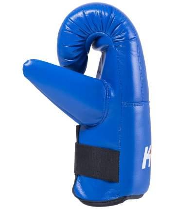 KSA Перчатки снарядные Bull Blue, к/з, M