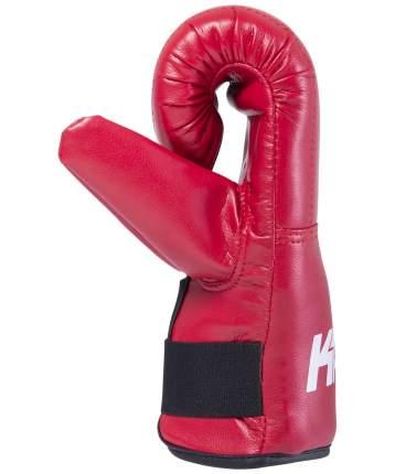 KSA Перчатки снарядные Bull Red, к/з, S
