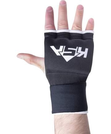 KSA Внутренние перчатки для бокса Bull Gel Black, L