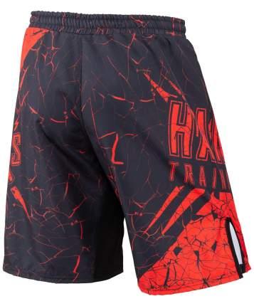 Шорты Rusco Sport Cross Fitness, black/red, S