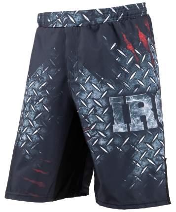 Шорты Rusco Sport Iron, black/blue, L