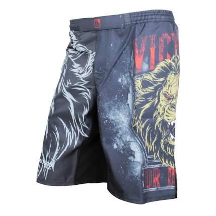 Шорты Rusco Sport Lion, blue, XXL
