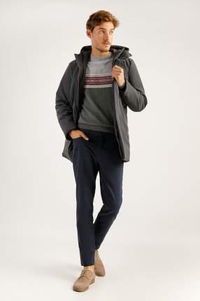 Зимняя куртка мужская Finn Flare A19-42029 темно-серая XL
