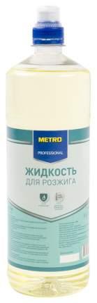 Жидкость для розжига Metro professional 590660 1 л