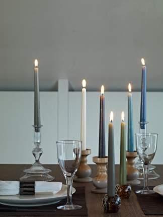 Свеча SPAAS Антик 25 см 4 шт. белые