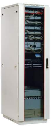 Шкаф коммутационный ЦМО ШТК-М-33.6.8-1ААА 33U серый