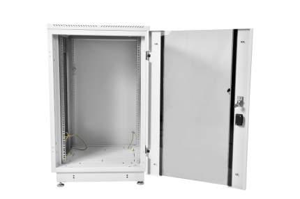 Шкаф коммутационный ЦМО ШТК-М-22.6.8-1ААА 22U серый