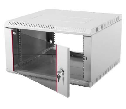 Шкаф коммутационный ЦМО ШРН-Э-6.650 6U Grey