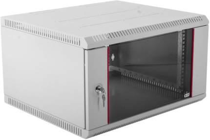 Шкаф коммутационный ЦМО ШРН-Э-6.350 6U серый