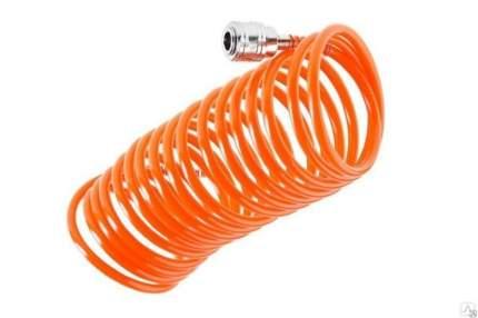 Шланг спиральный WESTER 814-007 5м 5х8мм с адаптерами БРС (евро) 320271