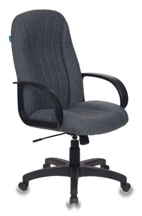 Компьютерное кресло Бюрократ 1070383 T-898/3С1GR 70х72.5х118 см, серый/черный