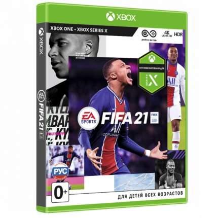 Игра FIFA 21 для Xbox One (включает бесплатное обновление до Xbox Series X)