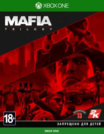 Игра Mafia: Trilogy для Xbox One