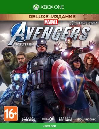 Игра Мстители Marvel. Deluxe для Xbox One