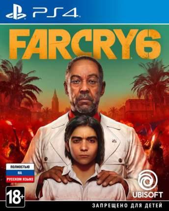 Игра Far Cry 6 для PlayStation 4