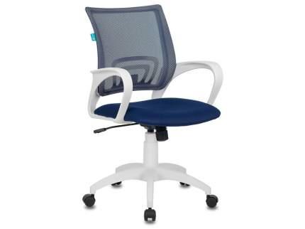 Офисное кресло CH-W695N Сиденье TW-10N, темно-синий/Сетка TW-05N, темно-синий