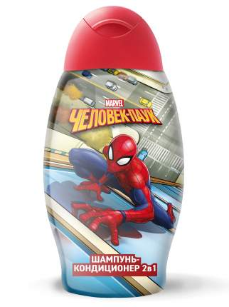 Шампунь детский Clever Spider-Man Spidermania 400 мл
