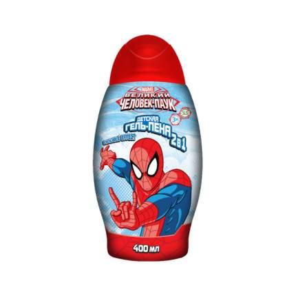 Гель-пена для душа Spider-Man 2 в 1 400 мл