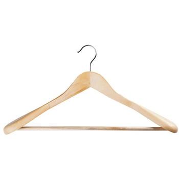 Вешалка для верхней одежды Attribute с перекладиной