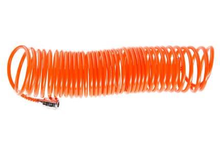 Шланг спиральный WESTER 814-008 10м 5х8мм с адаптерами БРС (евро) 320272